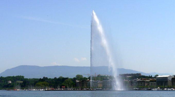 Tanie loty do Genewy z Berlina od 160 zł RT (easyJet)