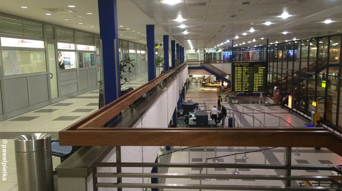Jak dojechać na lotnisko Berlin Schonefeld ze Szczecina