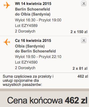 2015-04-14 Sardynia z Berlina tanio