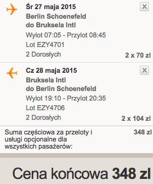 2015-05-27 Bruksela z Berlina tanio