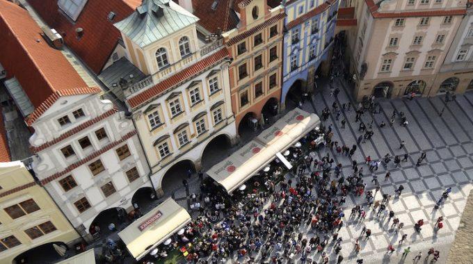 Tanie bilety ze Szczecina do Pragi od 26 zł RT (PolskiBus)