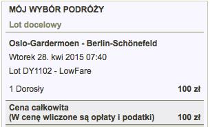 2015-04-28 Oslo berlin za 100 zł