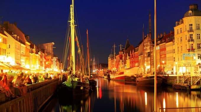 Kopenhaga z Berlina za 129 zł RT, jednodniówka za 149 zł RT (easyJet)