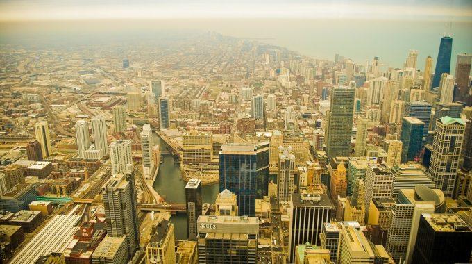 Tanie loty z Berlina do Chicago za 1370 zł RT (KLM)
