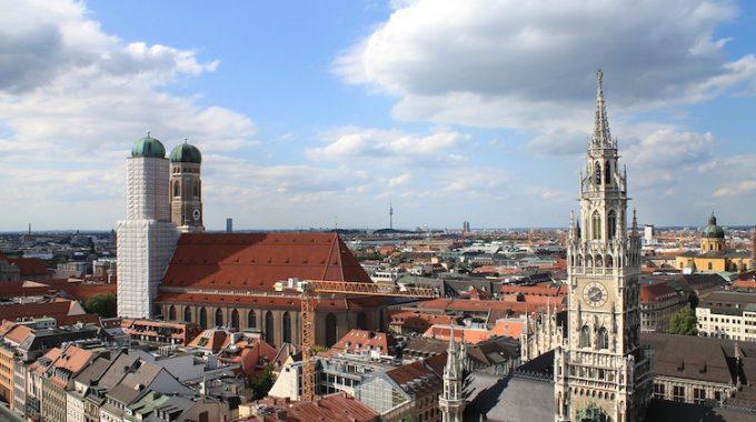 Majowy weekend  w Monachium ze Szczecina za 40 zł RT (PolskiBus, MegaBus)