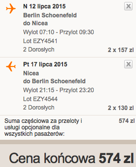 2015-07-12 Berlin Nicea 262 zł RT easyJet