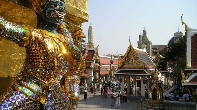 Tanie loty do Bangkoku z Berlina za 1750 zł RT (Royal Jordanian)