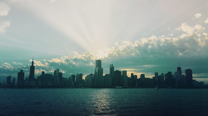 Chicago z Berlina na koniec roku za 1350 zł RT (KLM)