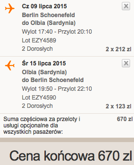 2015-07-09 Berlin Sardynia Olbia dla dwojga