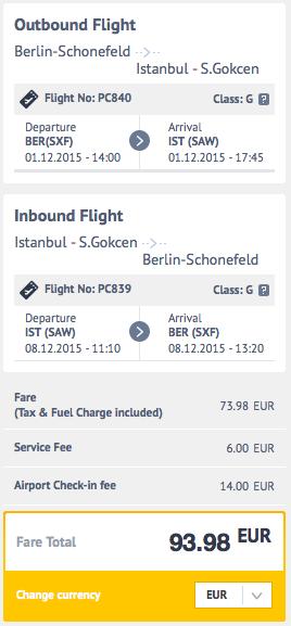 2015-12-01 Berlin Schonefeld Stambul Pegasus 390