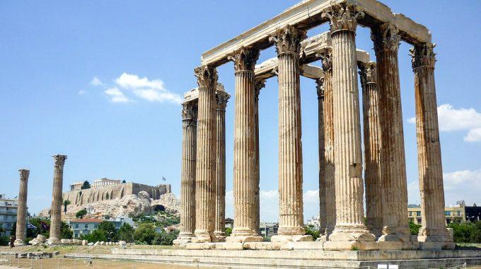 Tanie loty do Grecji. Ateny z Berlina za 238 zł RT (easyJet)