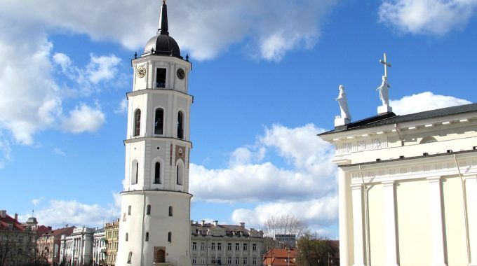 Tanie loty do Wilna ze Szczecina za 188 zł RT (Wizz Air)