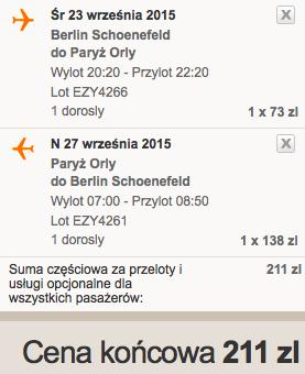 2015-09-23 Berlin Paryz Orly za 179 zl RT samotnie