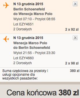 2015-12-11 Berlin Wenecja Wlochy jednodniowka