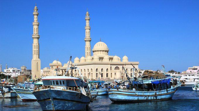 Tanie loty do Egiptu, Hurghada z Berlina za 435 zł RT (easyJet)