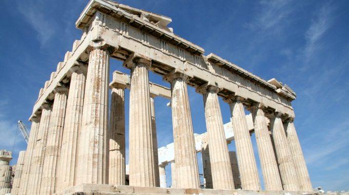 Tanie loty do Aten z Berlina za 183 zł RT (easyJet)