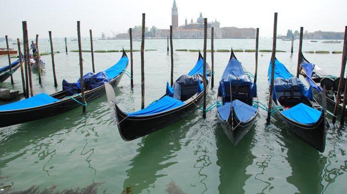 Weekendowa jednodniówka w Wenecji (VCE) za 171 zł RT (easyJet)
