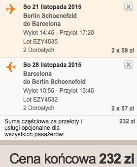 2015-11-17 Berlin Fuerteventura Wyspy Kanaryjskie 310 zl RT easyJet Ryanair 3