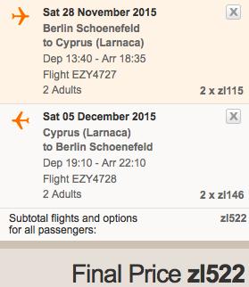 2015-11-24 Berlin Larnaka Cypr easyJet 249 zl RT 2