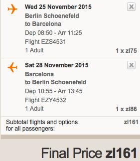 2015-11-25 Berlin Barcelona 129 zl RT easyJet 2