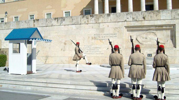 Ateny w listopadzie z Berlina za 185 zł RT (easyJet)