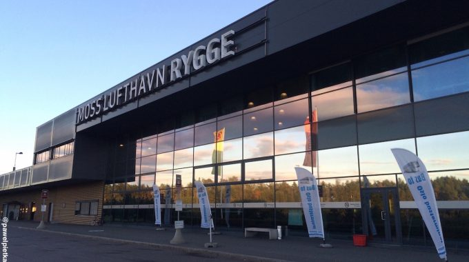 Lotnisko Oslo Rygge tani dojazd do i z Oslo (Nettbuss)