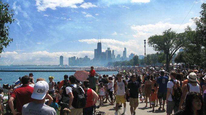 Chicago bezpośrednio z Berlina za 1569 zł RT (Air Berlin)