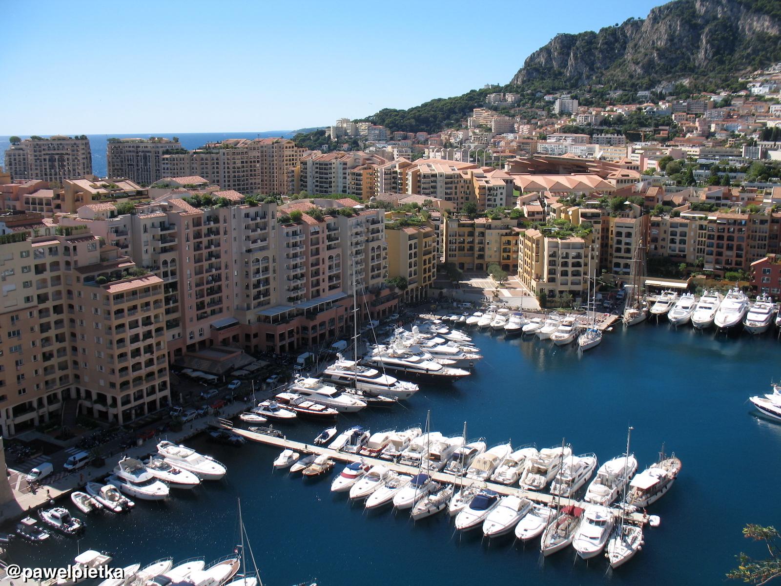 10 Monako Fontvieille