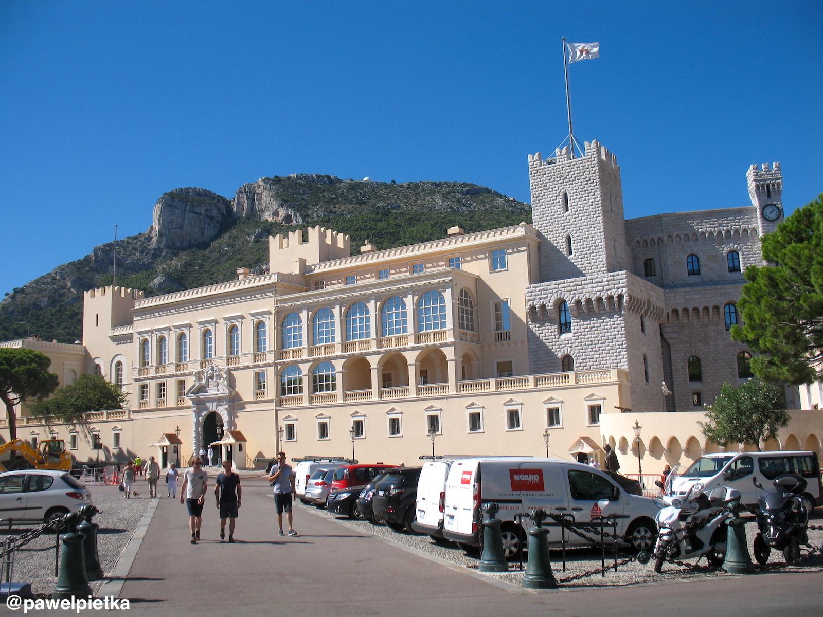 14 Monako Palac Ksiazecy