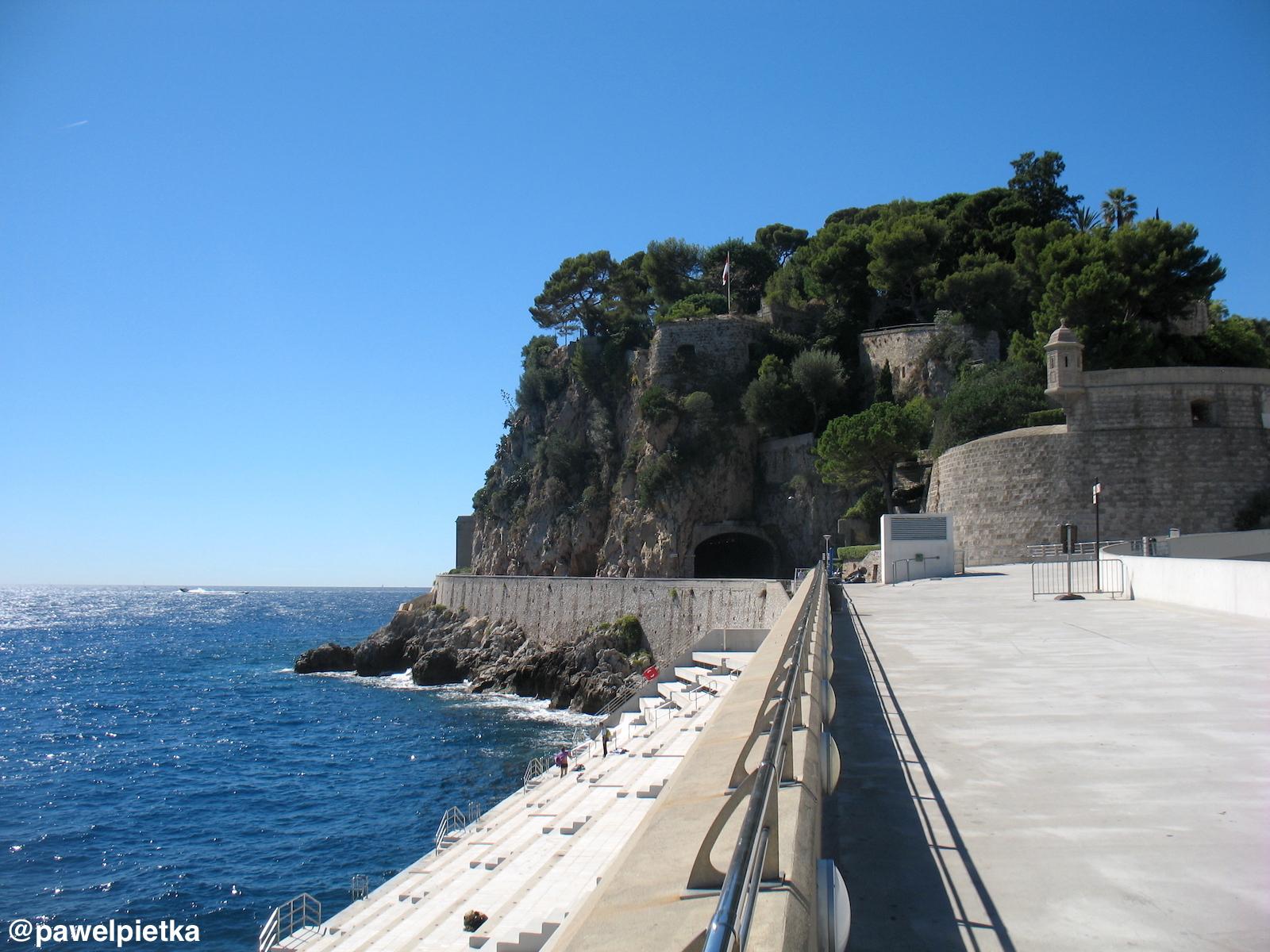 2 Monako Fort Antoine