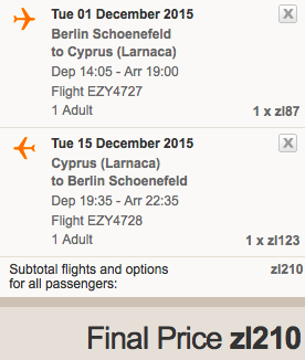 2015-12-01 Berlin Larnaka Cypr 178 zl RT easyJet 2