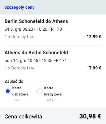 2015-12-08 Berlin Ateny Santorini Grecja za 272 zl RT Ryanair 1