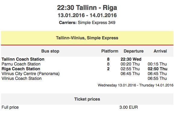 2016-01-11 Szczecin Oslo Tallinn Ryga za 185 zl RT Ryanair Simple Express 3