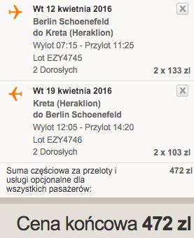 2016-04-12 Berlin Heraklion Kreta Grecja easyJet 236 zl RT 1