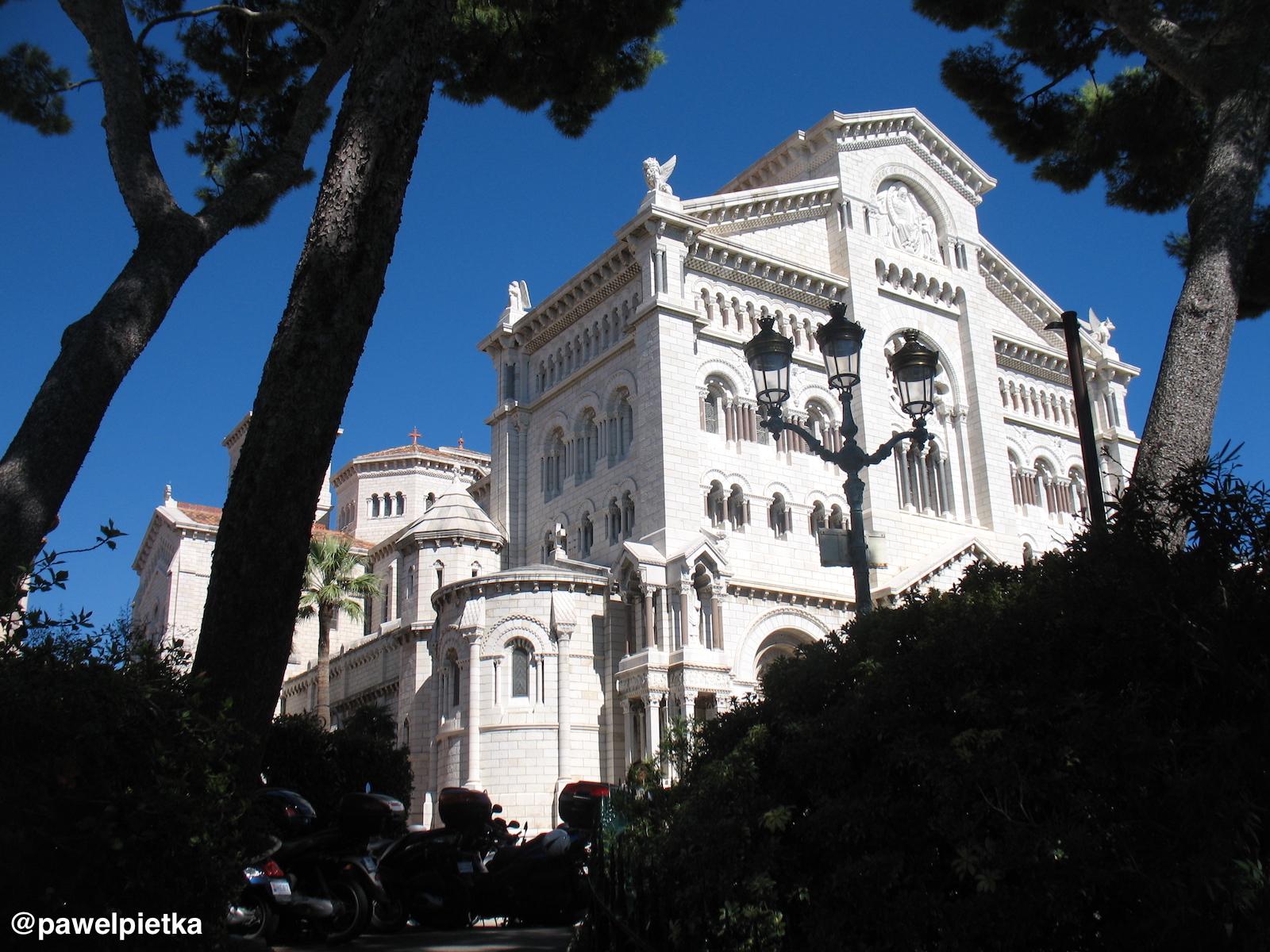 9 Monako Katedra sw Michala