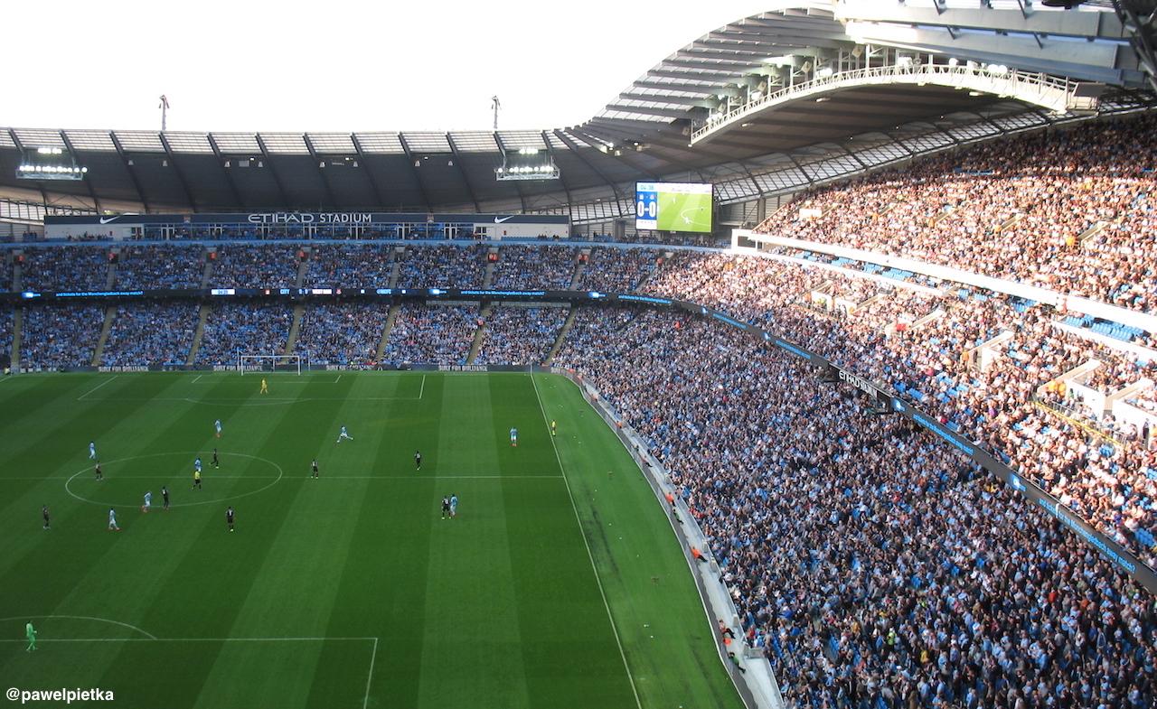 Etihad Stadium Manchester City West Ham United Premier Legue Pawel Pietka 2