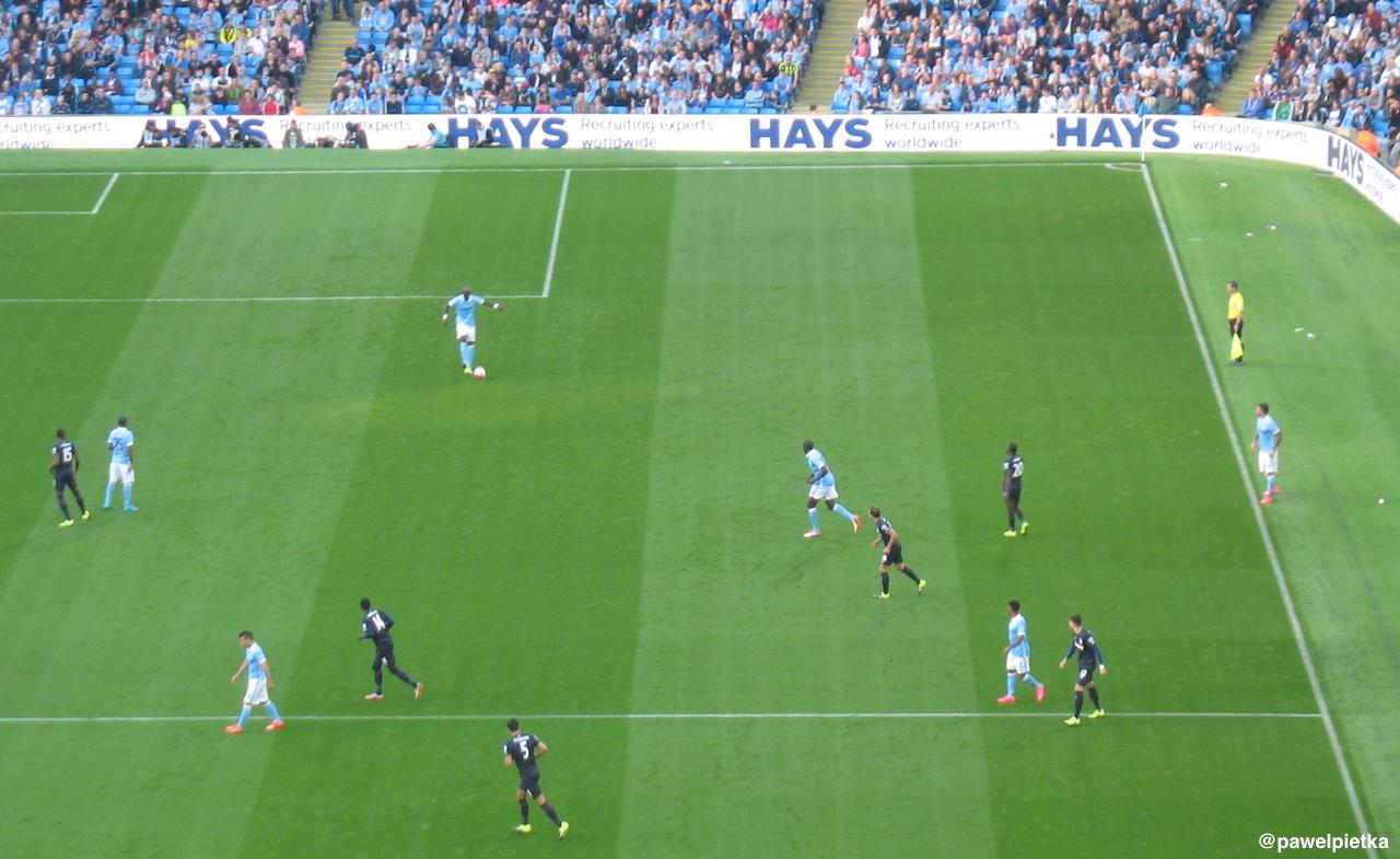 Etihad Stadium Manchester City West Ham United Premier Legue Pawel Pietka