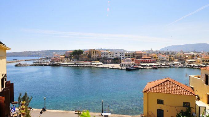 Saloniki, Chania, Ateny w jednej podróży z Berlina za 343 zł (easyJet, Ryanair)