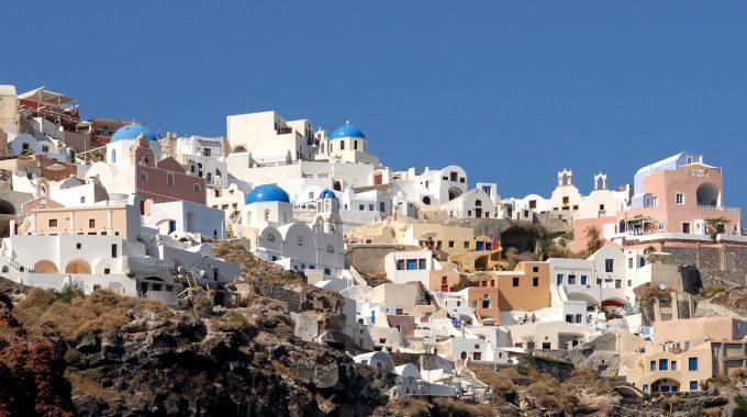Santorini i Ateny w jednej podróży z Berlina za 286 zł RT (Ryanair)