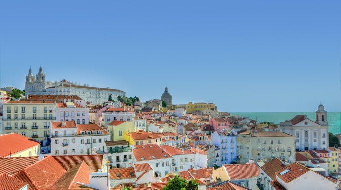 Tanie loty ze Szczecina do Lizbony za 273 zł RT (Ryanair)