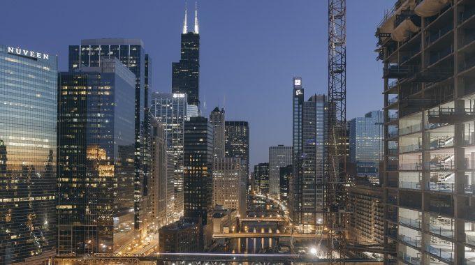 Świetne ceny lotów do Chicago z Berlina, 1382 zł RT (Air Berlin)