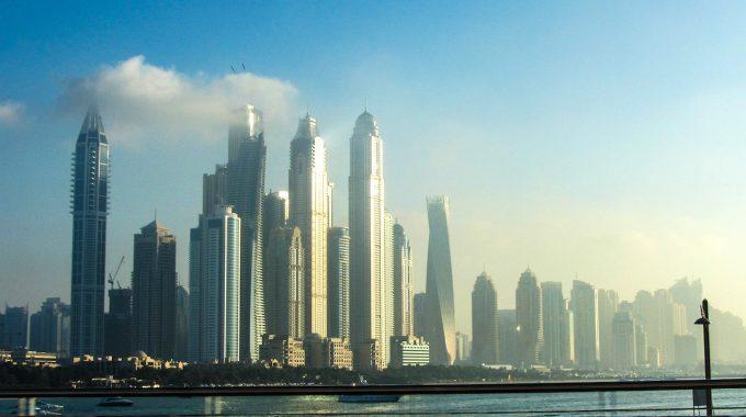 Loty do Dubaju z Berlina za 950 zł RT (Germanwings)
