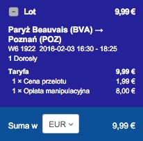 2016-01-22 Szczecin Teneryfa Wyspy Kanaryjskie 230 zl RT Ryanair 4