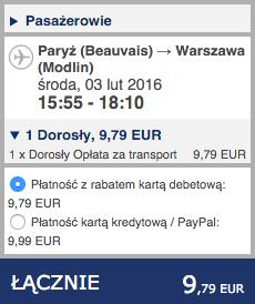 2016-01-22 Szczecin Teneryfa Wyspy Kanaryjskie 230 zl RT Ryanair 6
