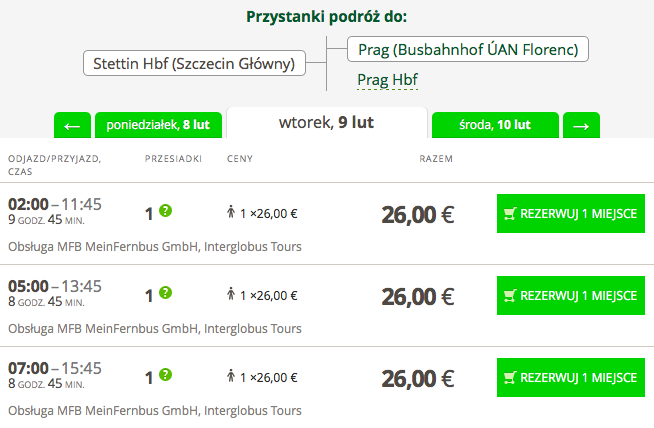 2016-02-09 Flixbus Interglobus Szczecin Praga 26 EUR