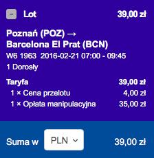 2016-02-21 Poznan Barcelona Walencja Berlin 164 zl Ryanair Alsa 1
