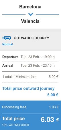 2016-02-21 Poznan Barcelona Walencja Berlin 164 zl Ryanair Alsa 2