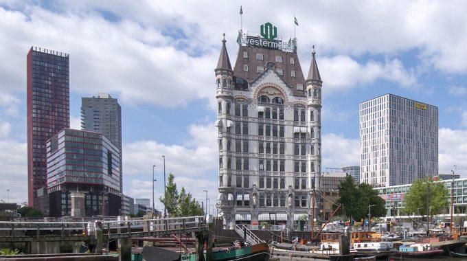 Loty do Rotterdamu/Hagi z Berlina za 164 zł RT (Transavia)