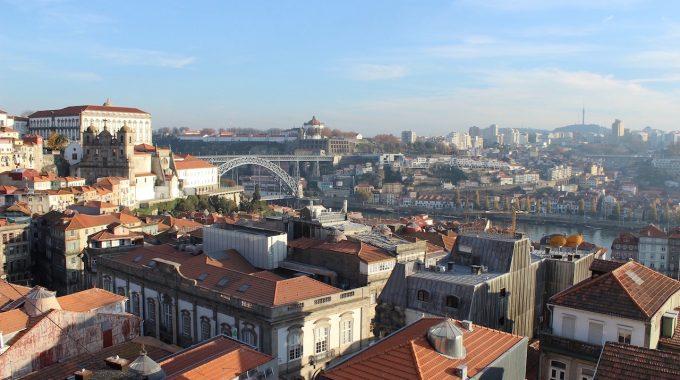 Loty do Porto ze Szczecina za 259 zl RT (Ryanair)