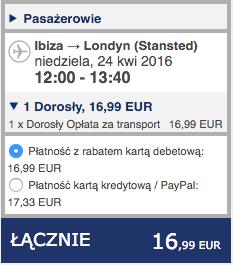 2016-04-13 Szczecin Ibiza Hiszpania loty Ryanair 248 zl RT 3